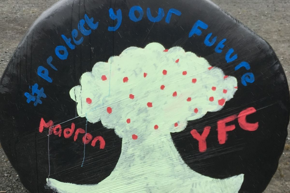 YFC Protect your future artwork